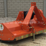 Szárzúzó 125 cm-es, erősített hajtóművel, japán kistraktorokhoz, EFGC125 fotó