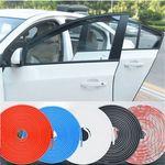 Ajtóvédő csík, autó ajtóvédő gumi fotó