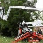 Easy Lift R130 gumilánctalpas spider emelő fotó